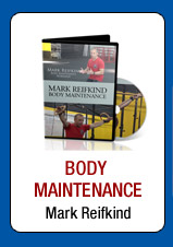 Body Maintenance DVD by Mark Reifkind