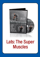 Lats - the super muscles DVD